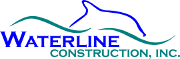 Waterline Construction Inc. Logo