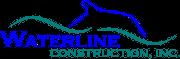 Waterline Construction Inc. Logo